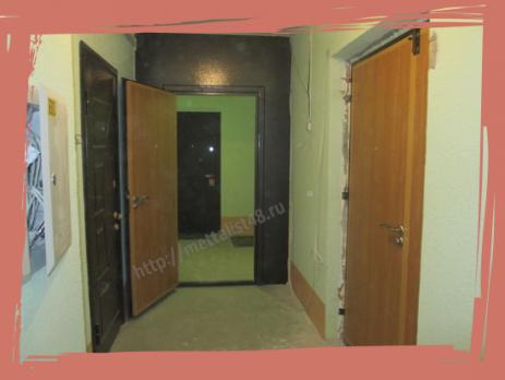 заказать металлическую дверь в тамбур через интернет магазин